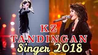 KZ TANDINGAN SINGS I WON'T GIVE UP