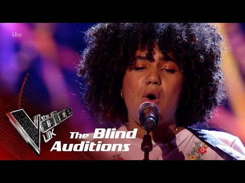 Ruti Performs 'Budapest': Blind Auditions | The Voice UK 2018