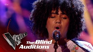 Ruti Performs 'Budapest': Blind Auditions | The Voice UK 2018 Video