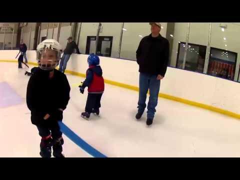 Skating Lessons - Joseph - #1-4