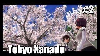 Tokyo Xanadu with English Subtitles and Translation Part 2
