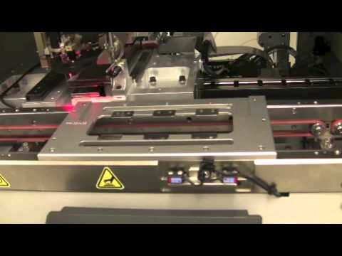 Automated RF Assembly With Handlers On The 8000 Wire Bonder