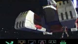 [PS] GUNDAM 0079 The War For Earth [クソゲー] Part1