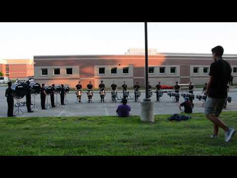 Colts Drumline 2017