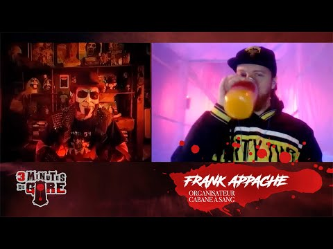 3 minutes de gore | Spécial quarantaine | Frank Appache et Cabane à sang