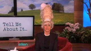 Ellen's Royal Headpiece