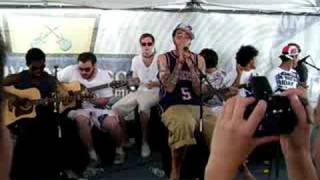 Gym Class Heroes - On My Own Time (Write On!) live