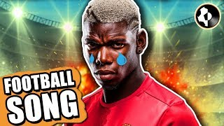 😭 WHEN POGBA CRIES! 😭 Clean Bandit Rockabye Football Songs