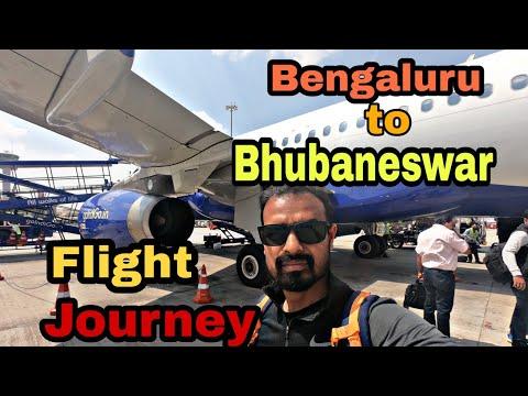 Kempegowda International Airport  Bengaluru ✈ Bhubaneswar | Indigo Flight Journey | Airport Louge