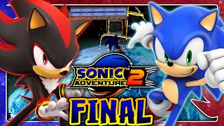 Sonic Adventure 2 HD PC (1080p 60FPS) - Dark Story - FINAL *SPACE MADDENING*