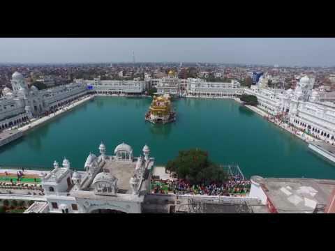 Amritsar live Golden temple