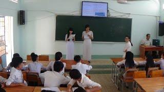 Dạy học tích hợp Phần 1 - Môn: Anh văn, Trường THPT Nguyễn Văn Thiệt