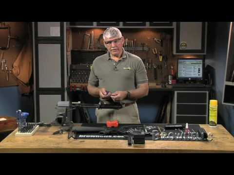 Brownells - AR-15/M16 Gas Piston Conversion Kit Installation