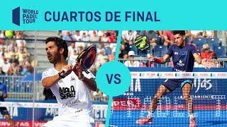 Cuartos de Final Piñeiro/Ruiz Vs Sanyo/Maxi Cervezas Victoria Mijas Open