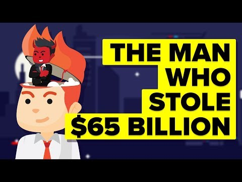 The Man Who Stole $65 Billion - Largest Ponzi Scheme In History