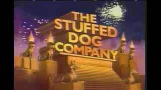 The Stuffed Dog Company &  Quincy Jones Entertainment Logo