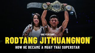 How Rodtang Became A Muay Thai Superstar | ONE Feature