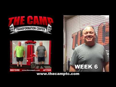 Jacksonville FL Weight Loss Fitness 6 Week Challenge Results - David B.