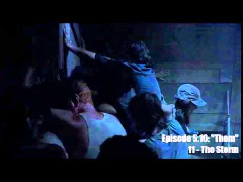 The Walking Dead Season 5 Ost 5 10 11 The Storm