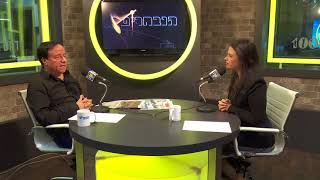 ראיון עם שרת המשפטים איילת שקד, 29.09.17