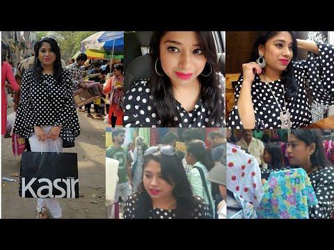 VLOG : Shopping At Sarojini Nagar Market In Delhi || Indian Mom Tuesday Vlog