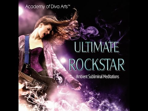 ROCKSTAR TALENT - ULTIMATE ROCKSTAR - AWAKEN GENIUS SUBLIMINAL MEDITATION