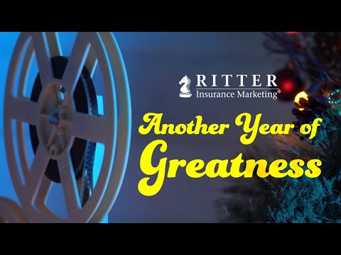 Happy Holidays from Ritter Insurance Marketing!