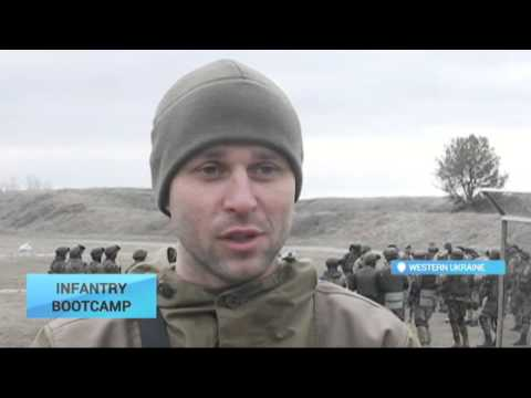 War Games: Ukraine's National Guard contract soldiers train for combat
