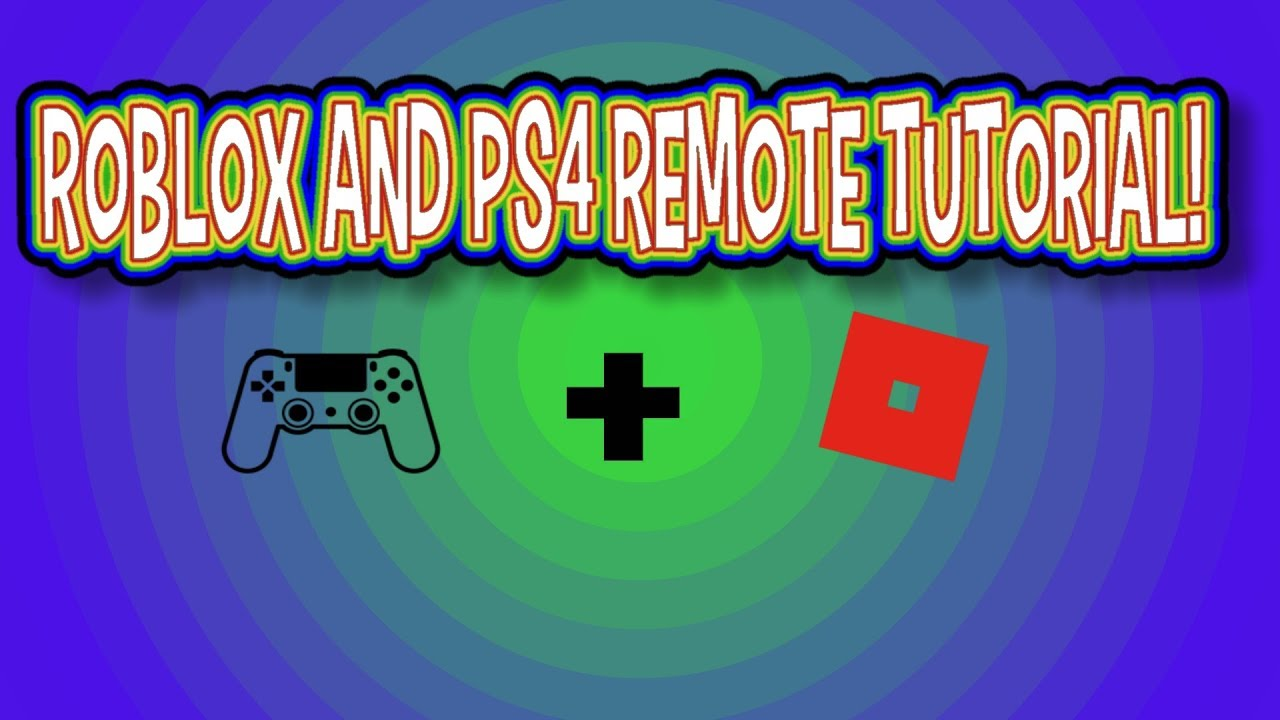 How To Play Roblox With A Ps4 Controller On Mac Youtube