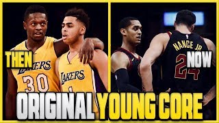 Where Is The ORIGINAL Lakers YOUNG CORE Now In 2019?