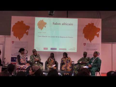 Mpangi Yende au salon du Livre Africain, sur Tierno Bokar le sage de Bandiagara partie 2