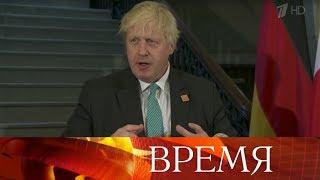 Бывший министр иностранных дел Великобритании Борис Джонсон снова в центре скандала.