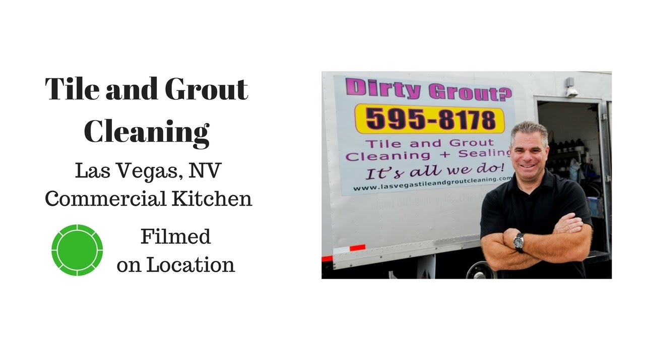 Commercial Kitchen Cleaning Las Vegas