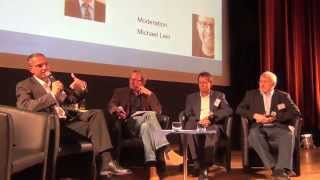 Männer Gesundheitstag 2013 - Talkrunde - Die Killerkrebse