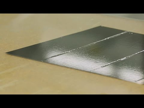 Comment utilizer le ruban avec fil de carbone - Pellicule de placage de Serie 2080 3M