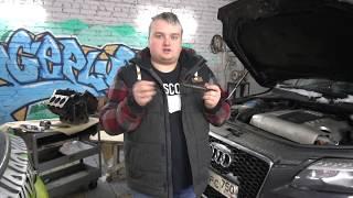 почему сломало коленвал/почему АУДИ ОТСТОЙ/трактор Т40 против кухи