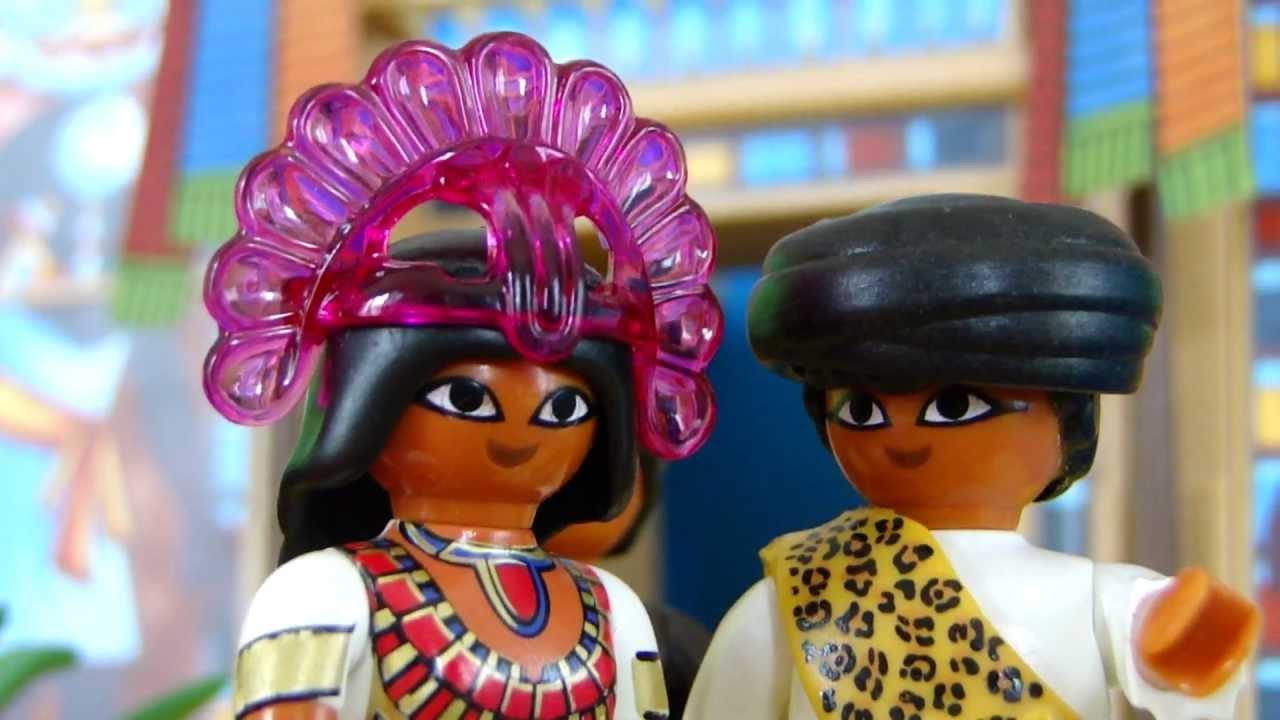 Playmobil egypte des pharaons youtube - Egypte playmobil ...