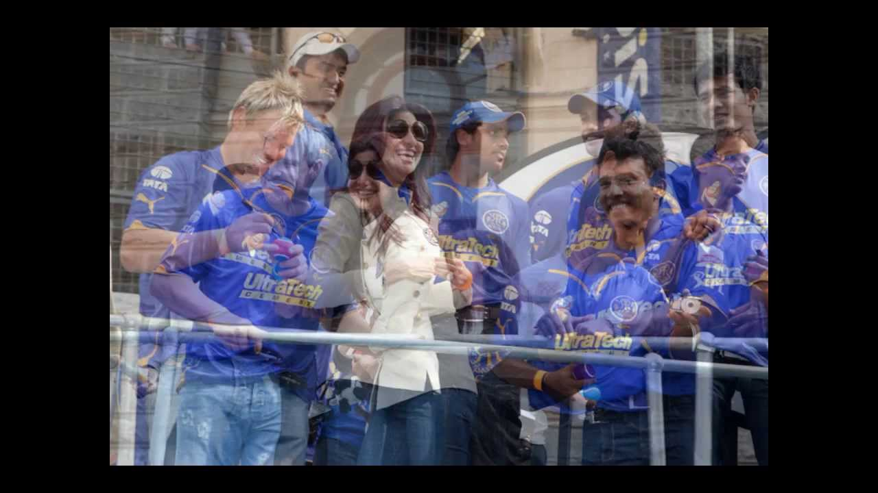 Welcome - Rajasthan Royals