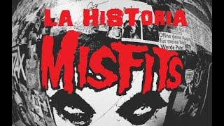 La Historia de Misfits   Stupid Punks
