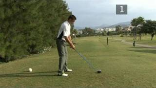 How To Hit Long Straight Drives In Golf