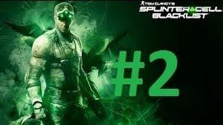Splinter Cell Blacklist/Bölüm 2 Uçakta Geçen Zamanlar/Türkçe Oynanış
