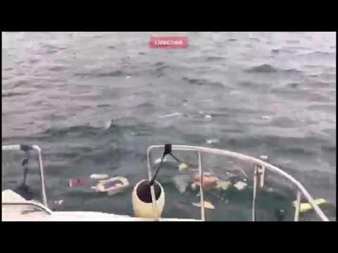 Эксклюзив: Видео с места крушения ТУ-154 (18 )