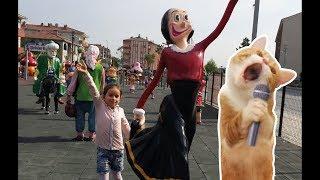 Komik Kedi Tarçın / Funny Cat Cinnamon