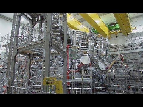 Cientistas alemães põem a funcionar máquina de fusão nuclear – science