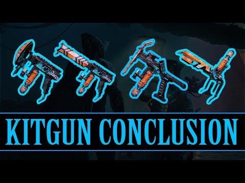 Warframe - Kitgun Conclusion thumbnail