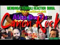 Canon Rock By Jerry C cover Alip ba ta  Reaction Compilation  Sub Indo