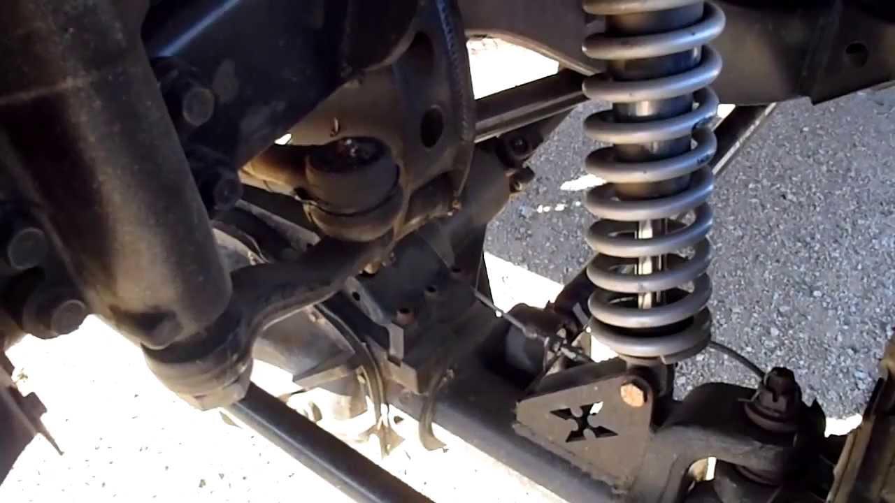 Solid Axle Nissan Xterra Youtube