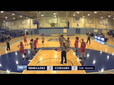 Santa Monica College Women' s Basketball vs Bakersfield College -  February 8, 2017 (Full Game)