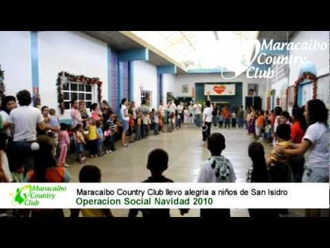 Operacion Navidad 2010 del Maracaibo Country Club - Parte 1