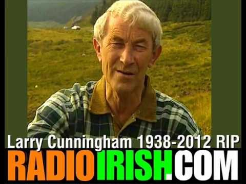 LARRY CUNNINGHAM IRISH SHOWBAND AND COUNTRY LEGEND PASSES AWAY AT 74 - RADIO IRISH